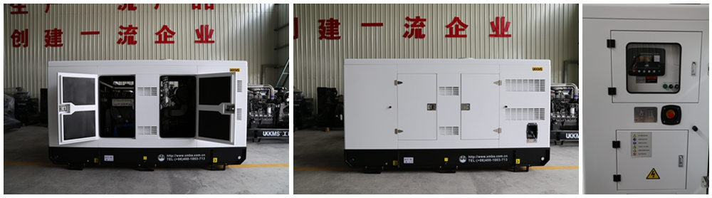 Factory price UKKMS 275kva standby Rating