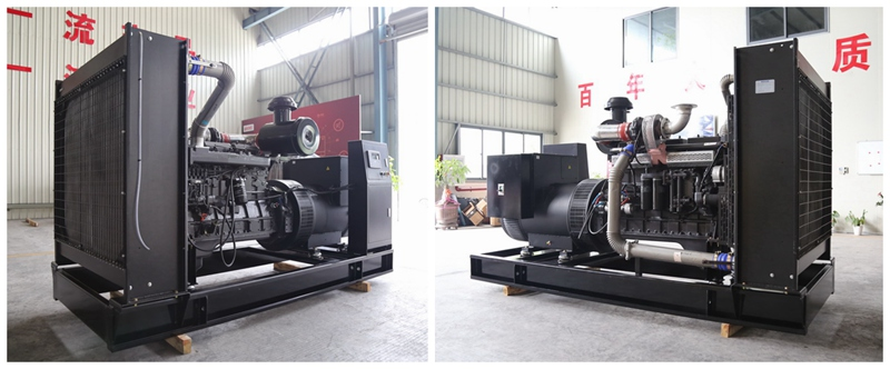 400kw to 500kw power generator sets