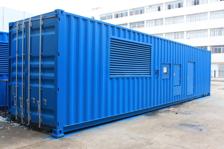 BA Power Container Type Generator set