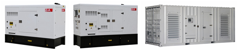 BA Power Silent Gensets