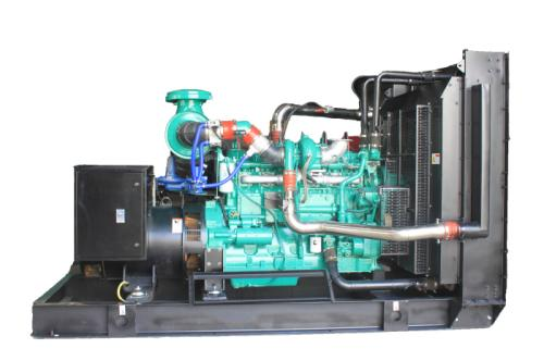 Supply Natural Gas  Standby Generator In China