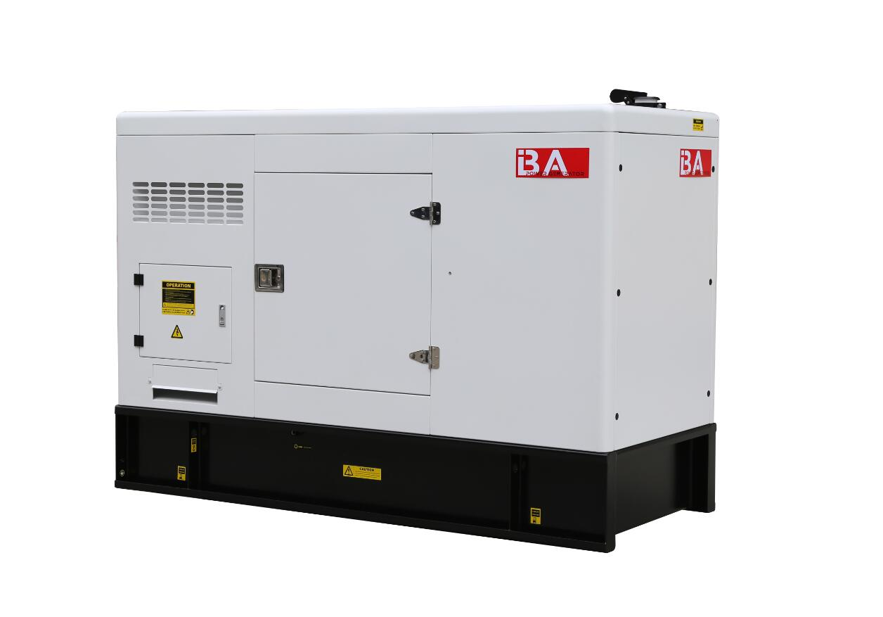 BIAO POWER EXPORT 86 SILENT GENERATOR SETS TO AFRICA