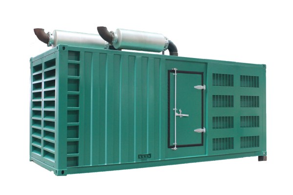 BIAO Power Diesel Genset Container Type